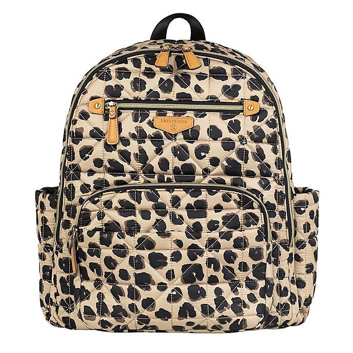 Alternate image 1 for TWELVElittle Companion Backpack Diaper Bag
