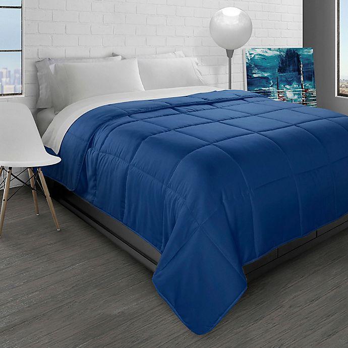 Alternate image 1 for Brushed Down Alternative Comforter
