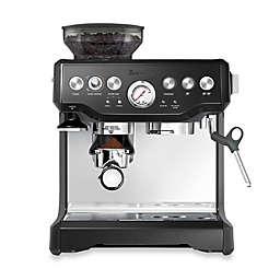Breville® The Barista Express™ BES870BSXL Espresso Machine in Black Sesame