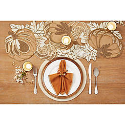 Simple and Inviting Harvest Table