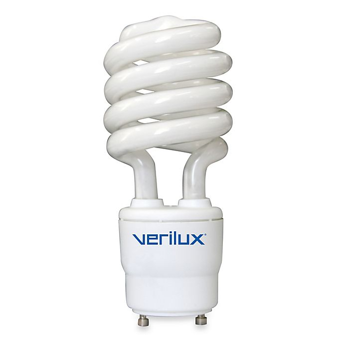 Alternate image 1 for Verilux® SmartLight® Curve 18-watt Light Bulb