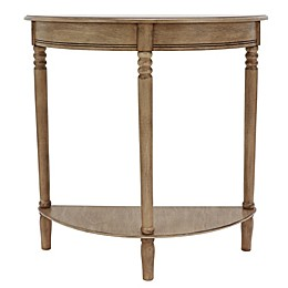 Decor Therapy® Half-Round Accent Table