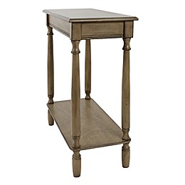 Décor Therapy Rectangular Console Table