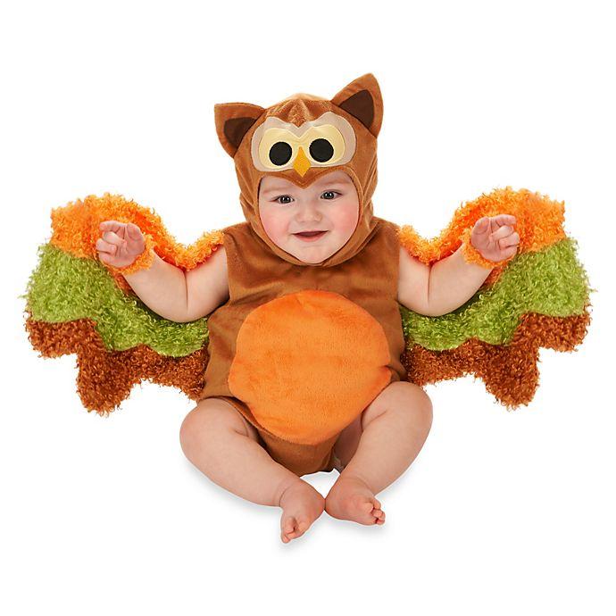 Alternate image 1 for Just Pretend® Owl Infant Romper
