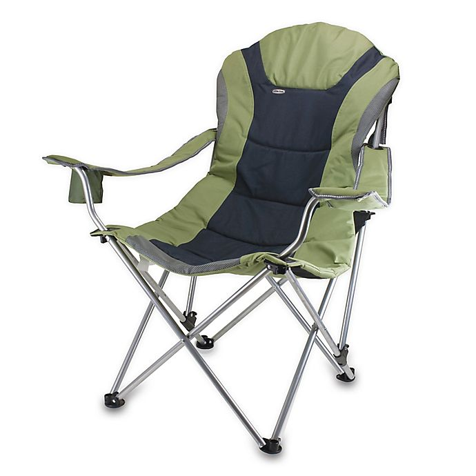 Alternate image 1 for Picnic Time® Reclining Camp Chair