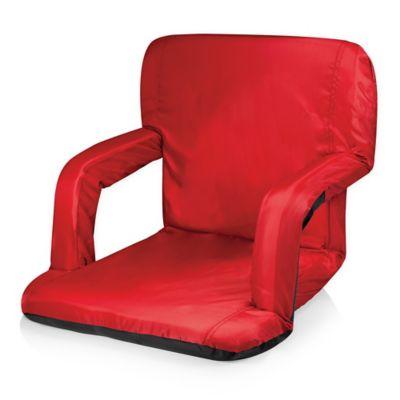 Picnic Time 174 Ventura Portable Reclining Stadium Seat Bed