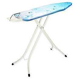 Brabantia® Ironing Board with Ice Water Cover in White
