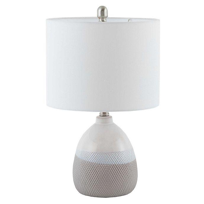 Alternate image 1 for 510 Design Table Lamp in Grey