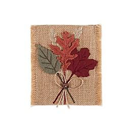 Leaf Jute Utensil Holder (Set of 4)