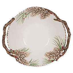 Fitz and Floyd® Forest Frost 16-Inch Centerpiece Bowl