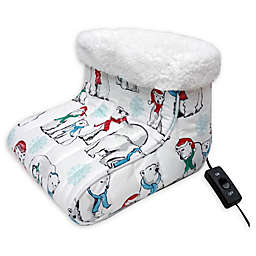 Micro Flannel® Heated Foot Warmer