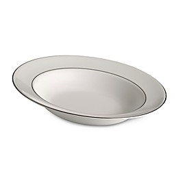 Wedgwood® Signet Platinum Rim Soup Bowl