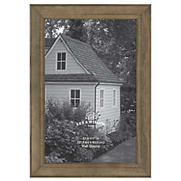 Bee & Willow™ Home 11-Inch x 17-Inch Wooden Picture Frame in Chocolate