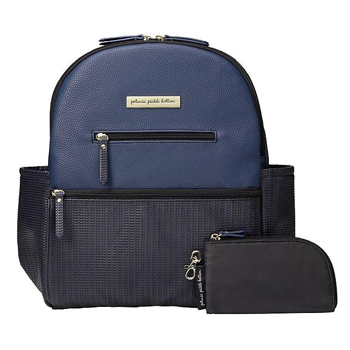 Alternate image 1 for Petunia Pickle Bottom® Ace Backpack Diaper Bag in Night Sky