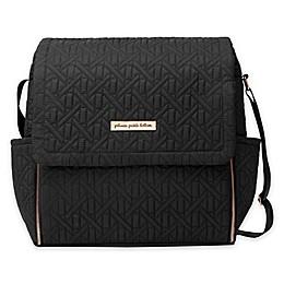 Petunia Pickle Bottom® Boxy Backpack Diaper Bag in Black