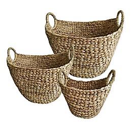 Bee & Willow™ Home Water Hyacinth Basket