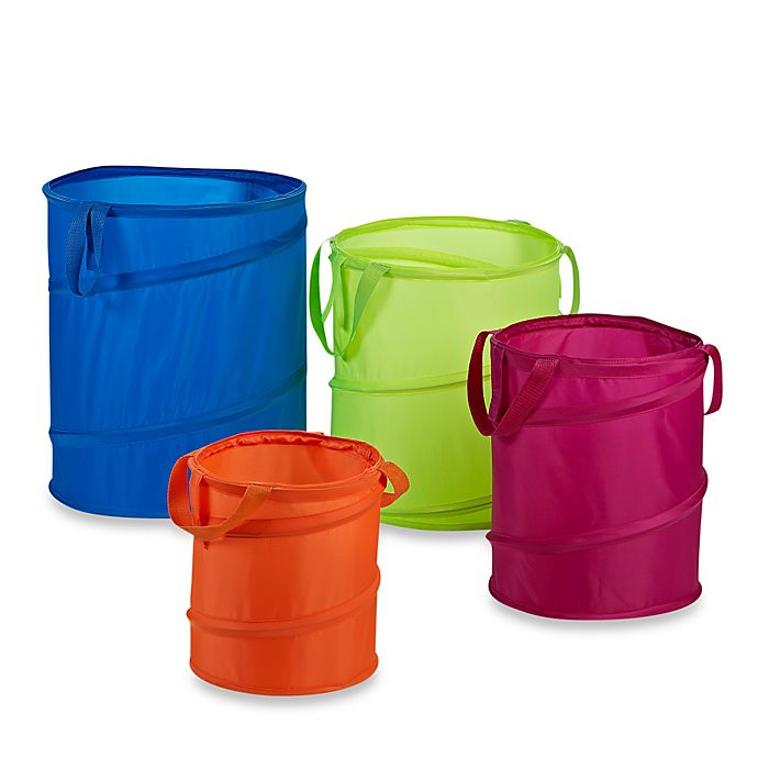 Alternate image 1 for Redmon Bongo Buckets (Set of 4)