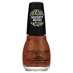 Sinful Colors® Professional 0.5 fl. oz. Naughty Nudes Nail Polish in Copper A Feel 2622