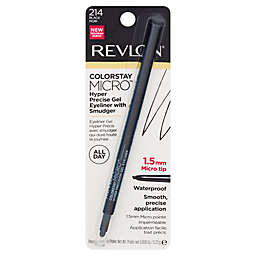 Revlon 0.008 oz. ColorStay™ Micro Hyper Waterproof Precise Gel Eyeliner in Black (214)