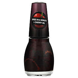 Sinful Colors® 0.5 fl. oz. Quick Bliss Fast Dry Nail Polish in Blackcherry 2677
