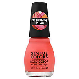Sinful Colors® 0.5 fl. oz. Sporty Brights Nail Polish in Warning 2681