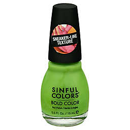 Sinful Colors® 0.5 fl. oz. Sporty Brights Nail Polish in Fitspo 2684