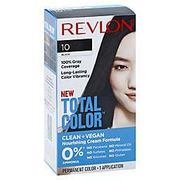 Revlon® Total Black 10 Permanent Hair Color