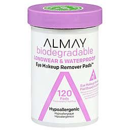 Almay® Biodegradable Oil Free Micellar Eye Makeup Remover Pads™