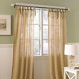 Laura Ashley® Danbury 42-Inch x 84-Inch Decorative Window Curtain Panel