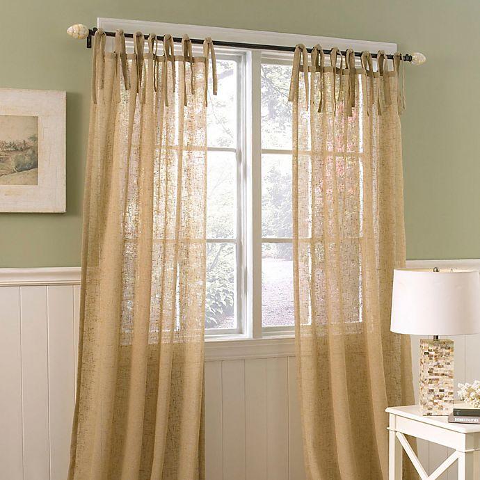 Laura Ashley® Danbury 42-Inch X 84-Inch Decorative Window