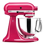 KitchenAid® Artisan® 5 qt. Stand Mixer in Cranberry