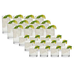 Libbey® Glass Province 24-Piece Drinkware Set in Clear