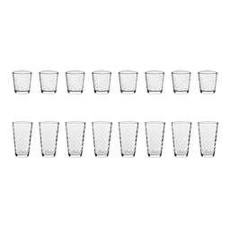 Libbey® Glass Awa 16-Piece Drinkware Set in Clear