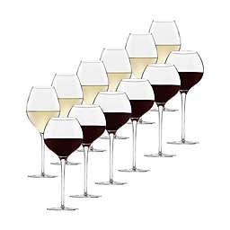 Libbey® Signature Westbury 12-Piece Wine Glass Party Set