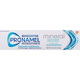 Sensodyne® Pronamel® 4 oz. Mineral Boost Toothpaste in Refreshing Peppermint