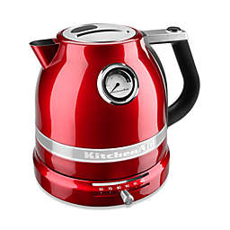 KitchenAid® Pro Line™ 1.5 Liter Electric Kettle in Red