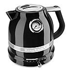 KitchenAid® Pro Line™ 1.5 Liter Electric Kettle in Black