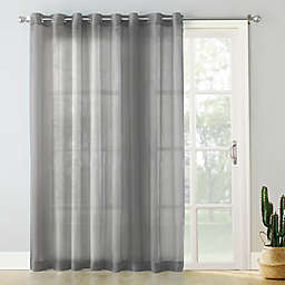 No.918® Emily Voile 84-Inch Grommet Sliding Patio Door Curtain Panel