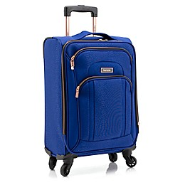 Kensie Emma Softside Spinner Carry On Luggage