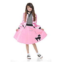 Sock Hop Sweetheart Child's Halloween Costume