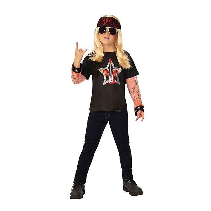 Alternate image 1 for Rocker Child's Halloween Costume
