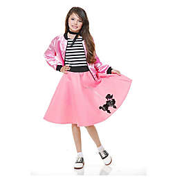 Sock Hop Sweetheart Child's Halloween Costume