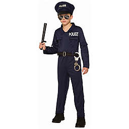 Tactical Jumpsuit and Cap Child's Halloween Costume