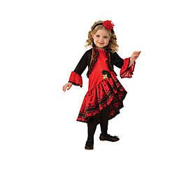 Spanish Dancer Baby Halloween Costume