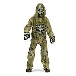 Skeleton Zombie Child's Halloween Costume