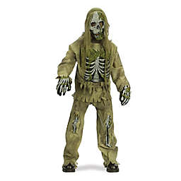 Skeleton Zombie Child's Halloween Costume