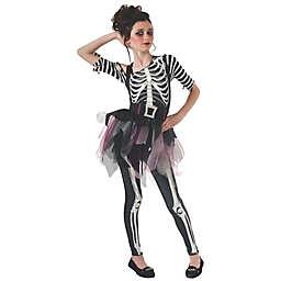 Skelee Ballerina Child's Halloween Costume