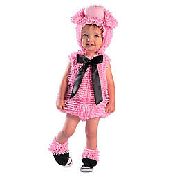 Squiggly Pig Baby's Halloween Costume