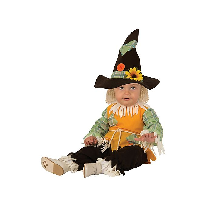 Alternate image 1 for Scarecrow Infant/Toddler Halloween Costume