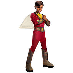 Large Shazam Deluxe Child's Halloween Costume with Lights